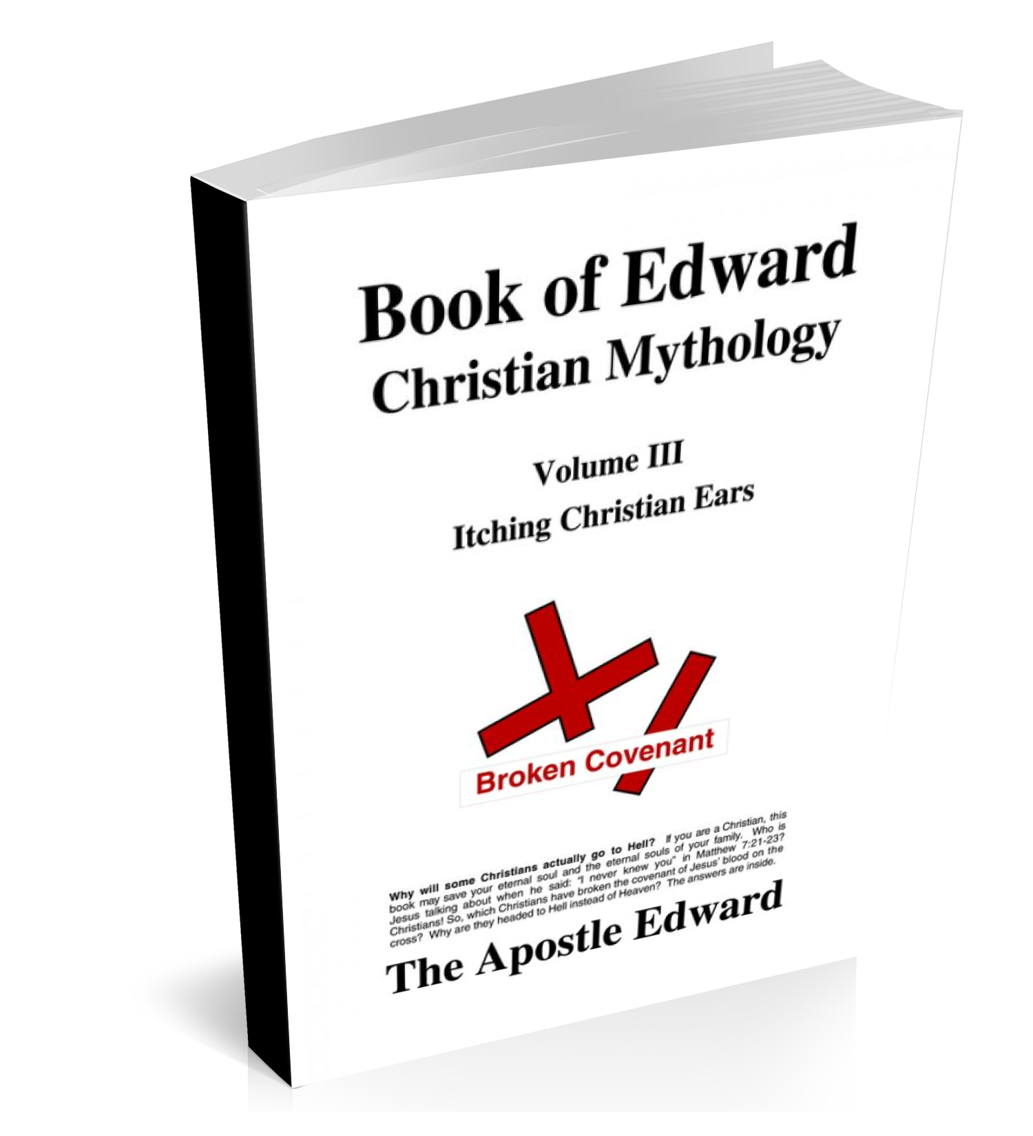 Image of Apostle Edward's Book of Edward Volume III