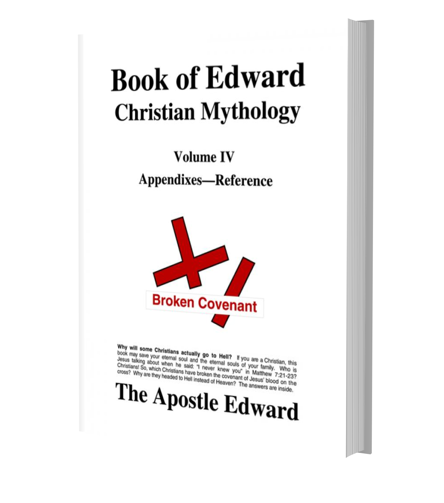 Image of Apostle Edward's Book of Edward Volume IV